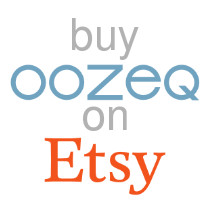 buy Oozeq on Etsy